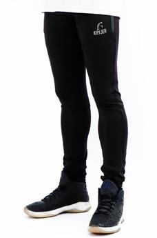 Mens Activewear Trousers Black