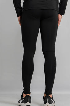 Kryjer Drive Compression Tights Black