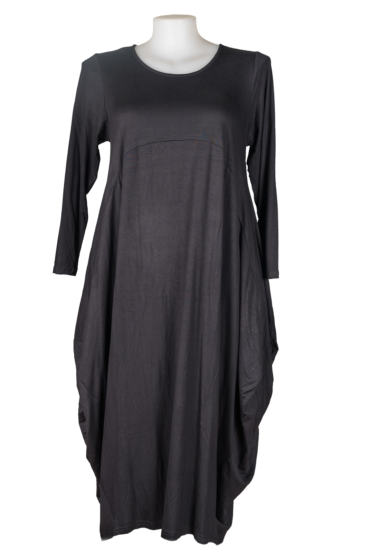 Sally Dress Long sleeves Grey