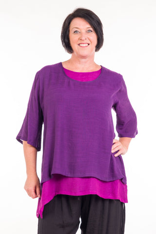 Lib Double Layer Tunic