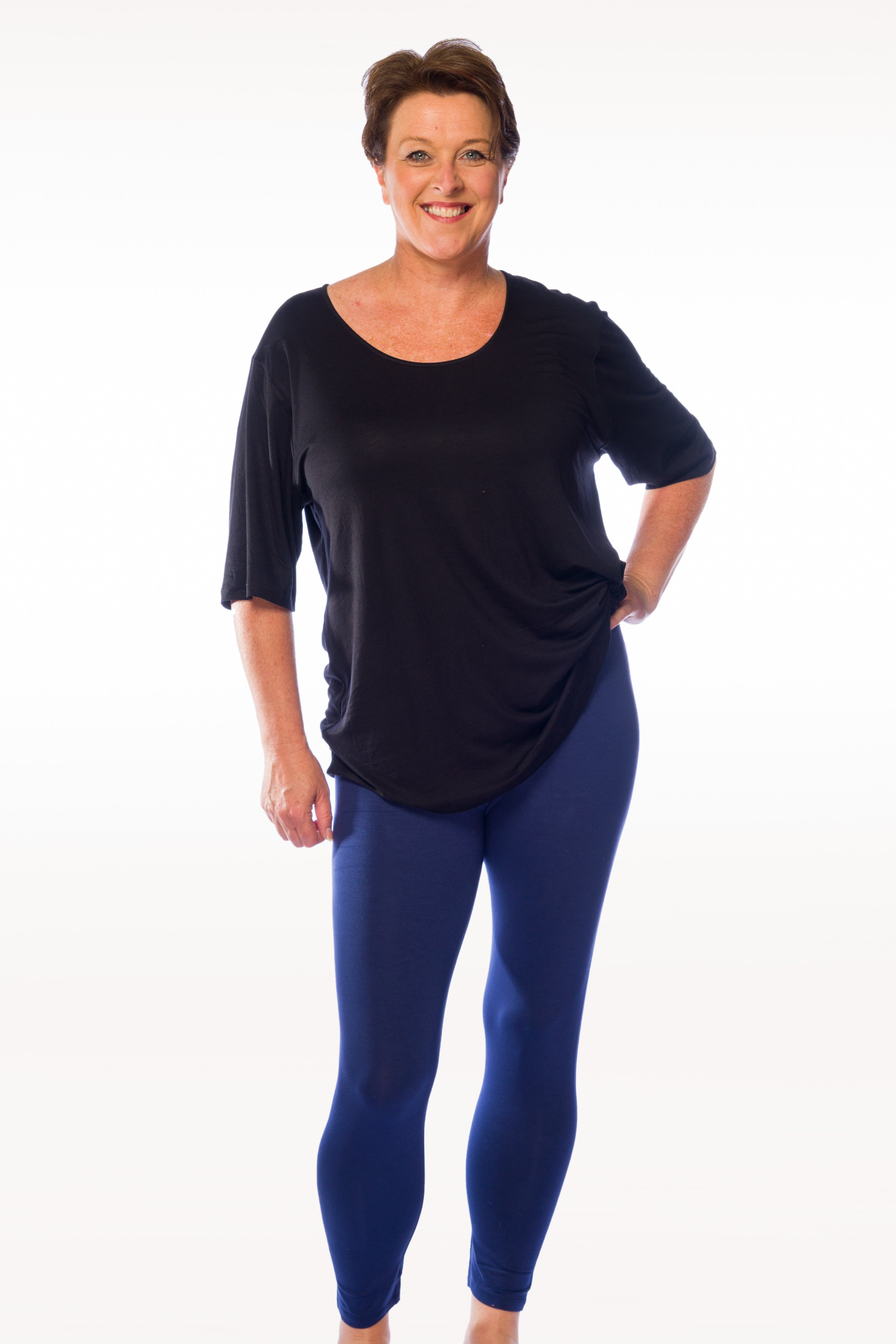 Modal Leggings 7/8 length