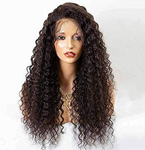 Wonderfully Designed Human hair wig