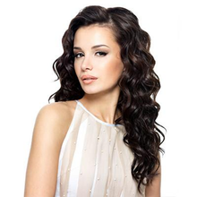 Load image into Gallery viewer, Raw Virgin Wavy Indian hair Bundles