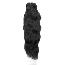 Load image into Gallery viewer, Raw Virgin Natural Wavy Indian Hair Bundles
