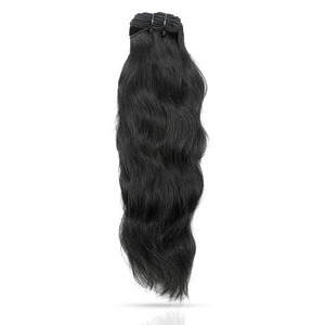 Raw Virgin Natural Wavy Indian Hair Bundles