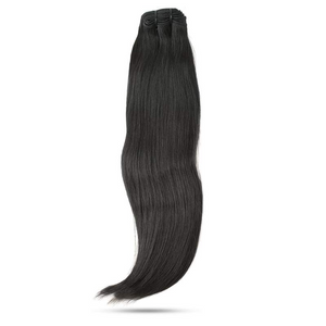 Raw Indian Natural Straight  Hair Bundles