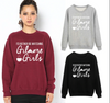 I'd Rather Be Watching Gilmore Girls - Unisex Crewneck Sweatshirt