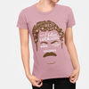 I'd wish you the best of luck WOMEN'S T-SHIRT - Ron Swanson - Parks and Recreation