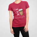 I Drink More coffee than the Gilmore girls WOMEN'S TSHIRT