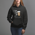 I Drink More coffee than the Gilmore girls UNISEX PULLOVER HOODIE