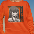 I Put a Spell on you Because You're Mine Halloween UNISEX CREW NECK SWEATSHIRT