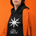 I Smell Snow UNISEX PULLOVER HOODIE