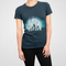 Moon Halloween WOMEN'S TSHIRT