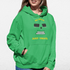 No Tricks Just Treats Halloween UNISEX PULLOVER HOODIE