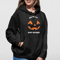Wish You a Very Scary Halloween UNISEX PULLOVER HOODIE