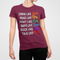 Gilmore Girls Drink Like Lorelai, Read Like Rory WOMEN'S TSHIRT