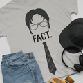 Fact Shirt WOMEN'S T-SHIRT - Dwight Schrute - The Office