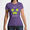 Ghostly Greetings Halloween WOMEN'S TSHIRT