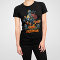 Halloween Witch WOMEN'S TSHIRT