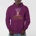 I Scream you Scream  Halloween UNISEX PULLOVER HOODIE