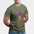 I Scream you Scream Halloween MEN'S TSHIRT