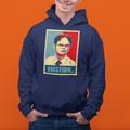 Question UNISEX PULLOVER HOODIE - Dwight Schrute - The Office
