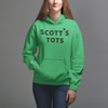 Scott's tots UNISEX PULLOVER HOODIE - Michael Scott - The Office