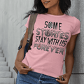 The Vampire Diaries Some Stories Stay With Us WOMEN'S TSHIRT