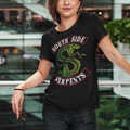 Riverdale South Side Serpent logo  WOMEN'S TSHIRT