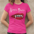 The Vampire Diaries Bite WOMEN'S TSHIRT