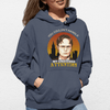 Undivided Attention UNISEX PULLOVER HOODIE - Dwight Schrute - The Office