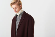Load image into Gallery viewer, Men In Silhouette Handmade Coat