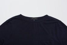 Load image into Gallery viewer, Long Sleeve Colorblock Tee