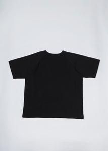 Men In Silhouette Hand Print Tee