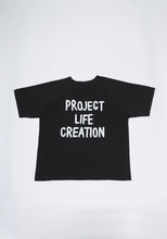 Load image into Gallery viewer, Men In Silhouette Hand Print Tee