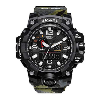 Smael Watch Ranger Camo