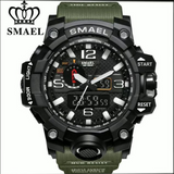 Smael Army Green