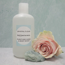 Load image into Gallery viewer, CYRSTAL CLEAR // PURIFYING HAND & BODY WASH