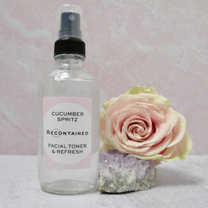 CUCUMBER SPRITZ  // FACIAL TONER & REFRESH