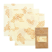 Load image into Gallery viewer, BEES WRAP // CHEESE // 3-PACK