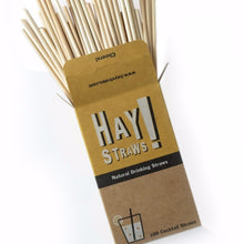 Load image into Gallery viewer, HAY! STRAWS // COCKTAIL STRAWS