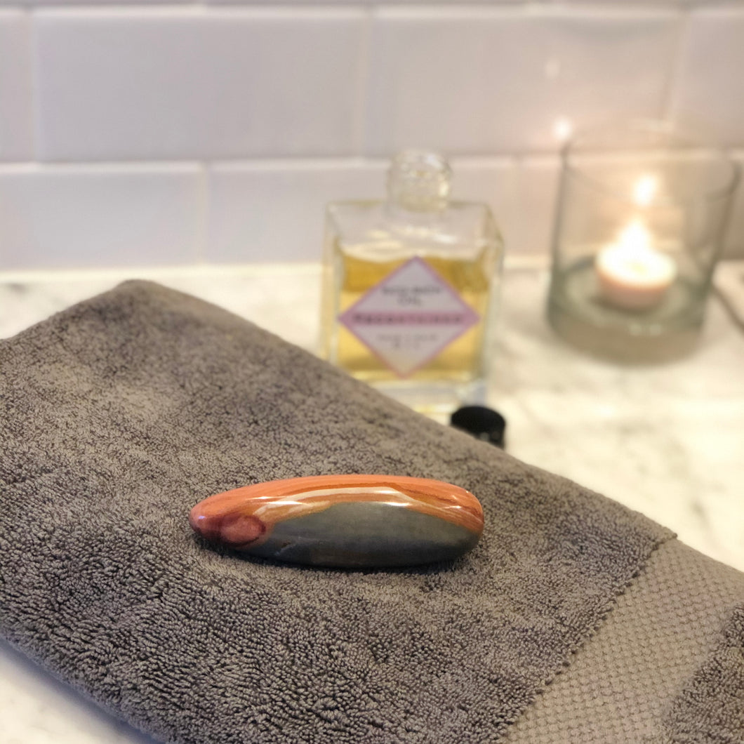 STONE MASSAGE WAND