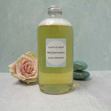 Load image into Gallery viewer, CASTILE SOAP // 100% ORGANIC