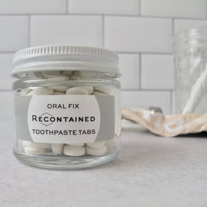 ORAL FIX // TOOTHPASTE TABS