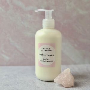 MOJAVE CLEANSER // CRÈME FACIAL WASH