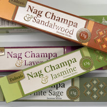 Load image into Gallery viewer, NAG CHAMPA INCENSE STICKS