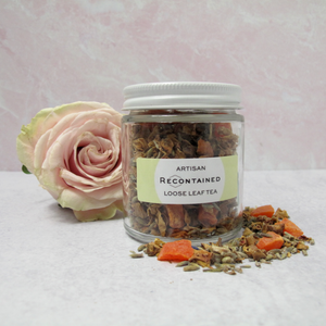 ARTISAN // LOOSE LEAF TEA // PEACH LAVENDER ROSE