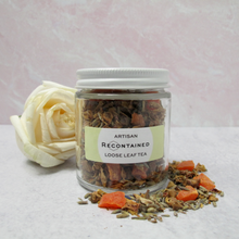 Load image into Gallery viewer, ARTISAN // LOOSE LEAF TEA // PEACH LAVENDER ROSE