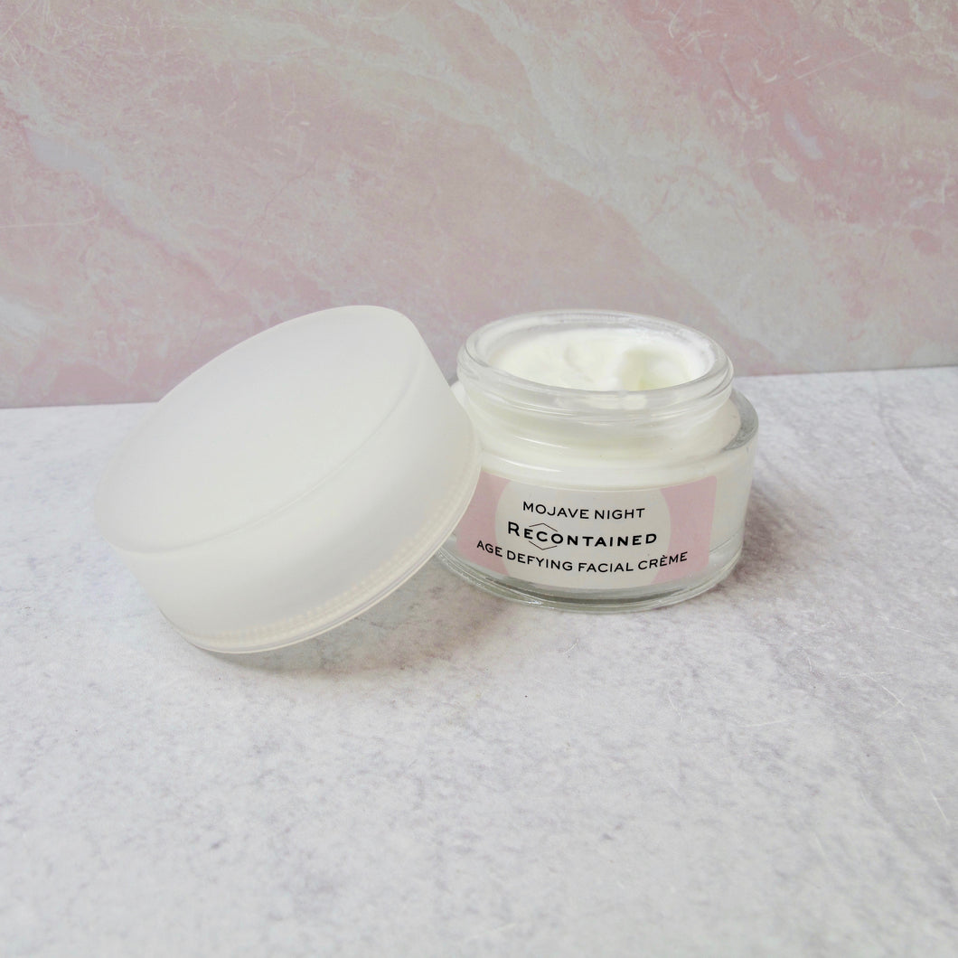 MOJAVE NIGHT // AGE DEFYING FACIAL CRÈME
