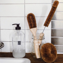 Load image into Gallery viewer, ECOCONUT // DISH CLEANING BRUSH
